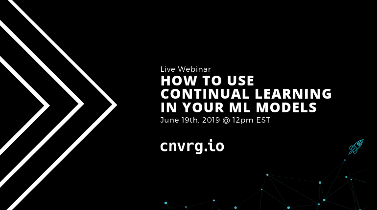 Webinar: How to use continual learning in your ML models